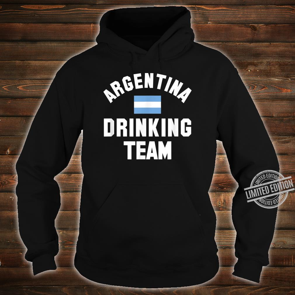 Argentina drinking team design for Argentina beer fests Shirt hoodie
