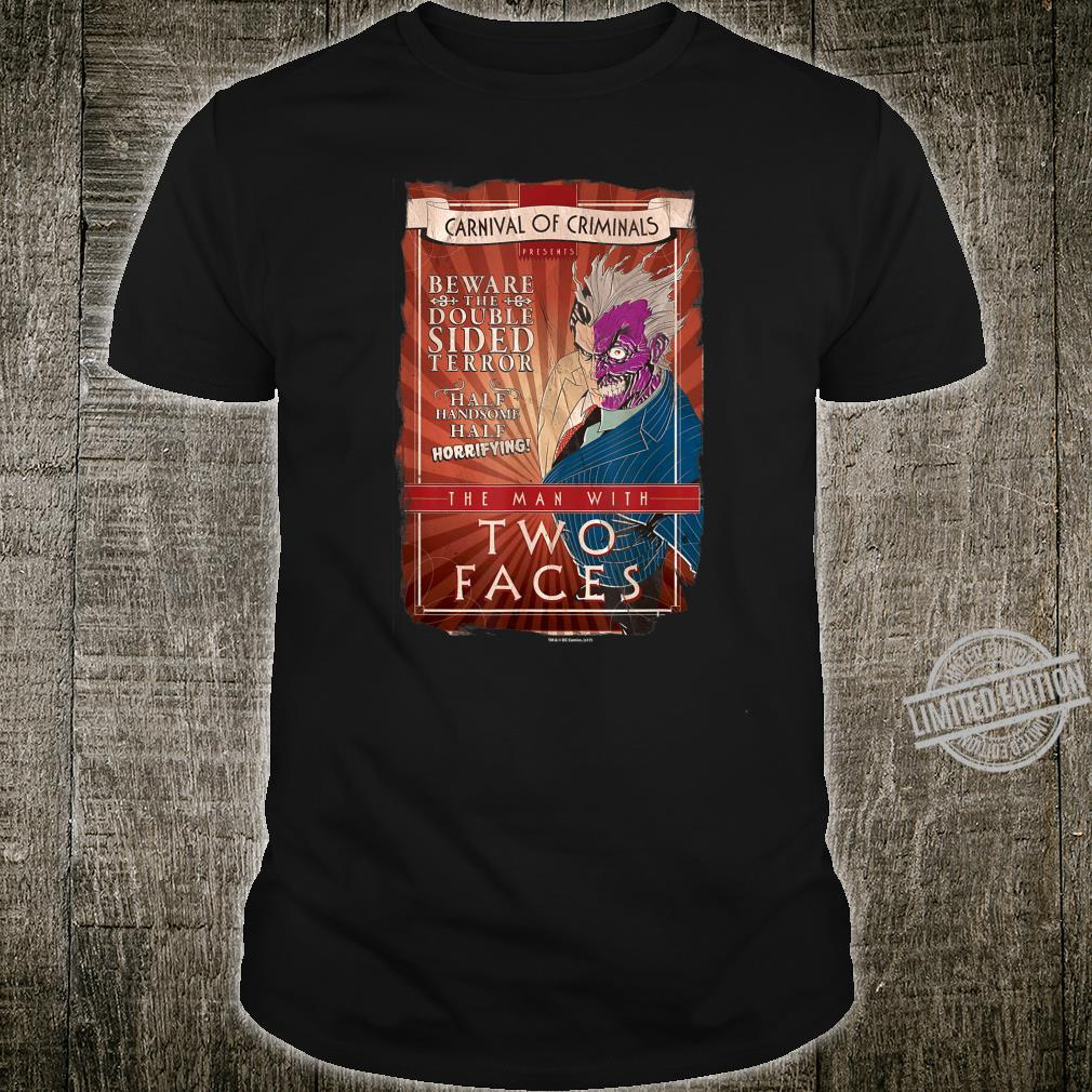 Batman TwoFaces Shirt