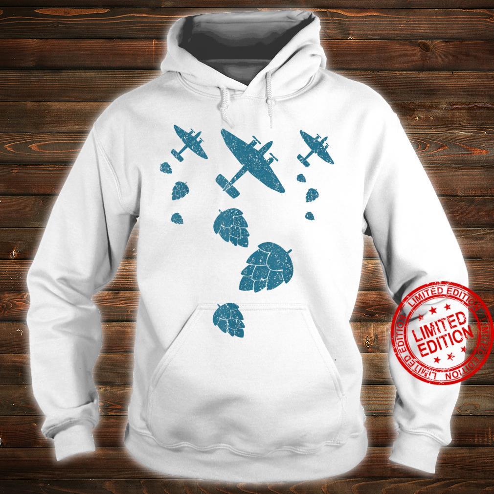 Beer Drinking Hop Bomber Craft Beer Beach Vacation Shirt hoodie