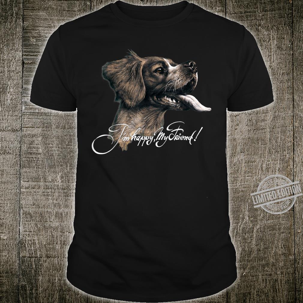 Epagneul Breton Brittany Shirt
