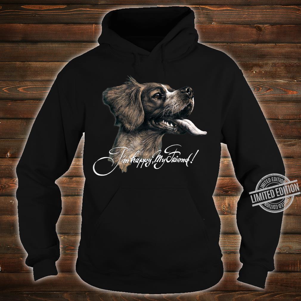 Epagneul Breton Brittany Shirt hoodie