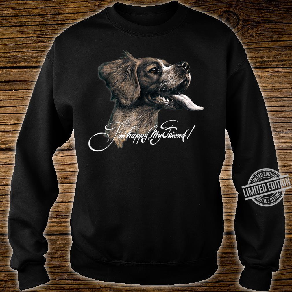 Epagneul Breton Brittany Shirt sweater