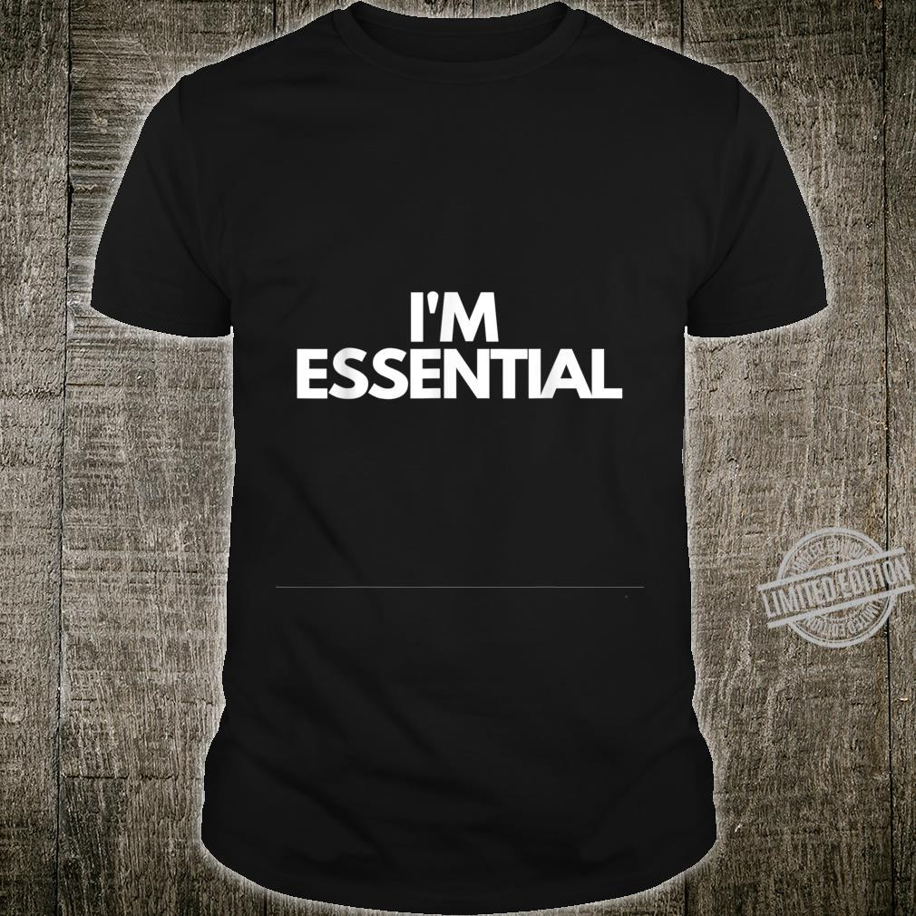 Essential Workers Shirt
