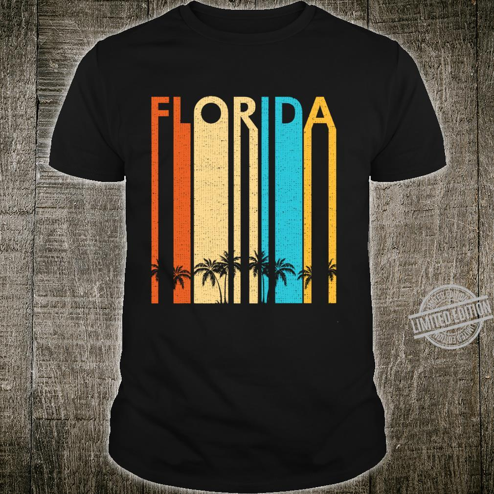 Florida Beach Retro Vintage Home Shirt
