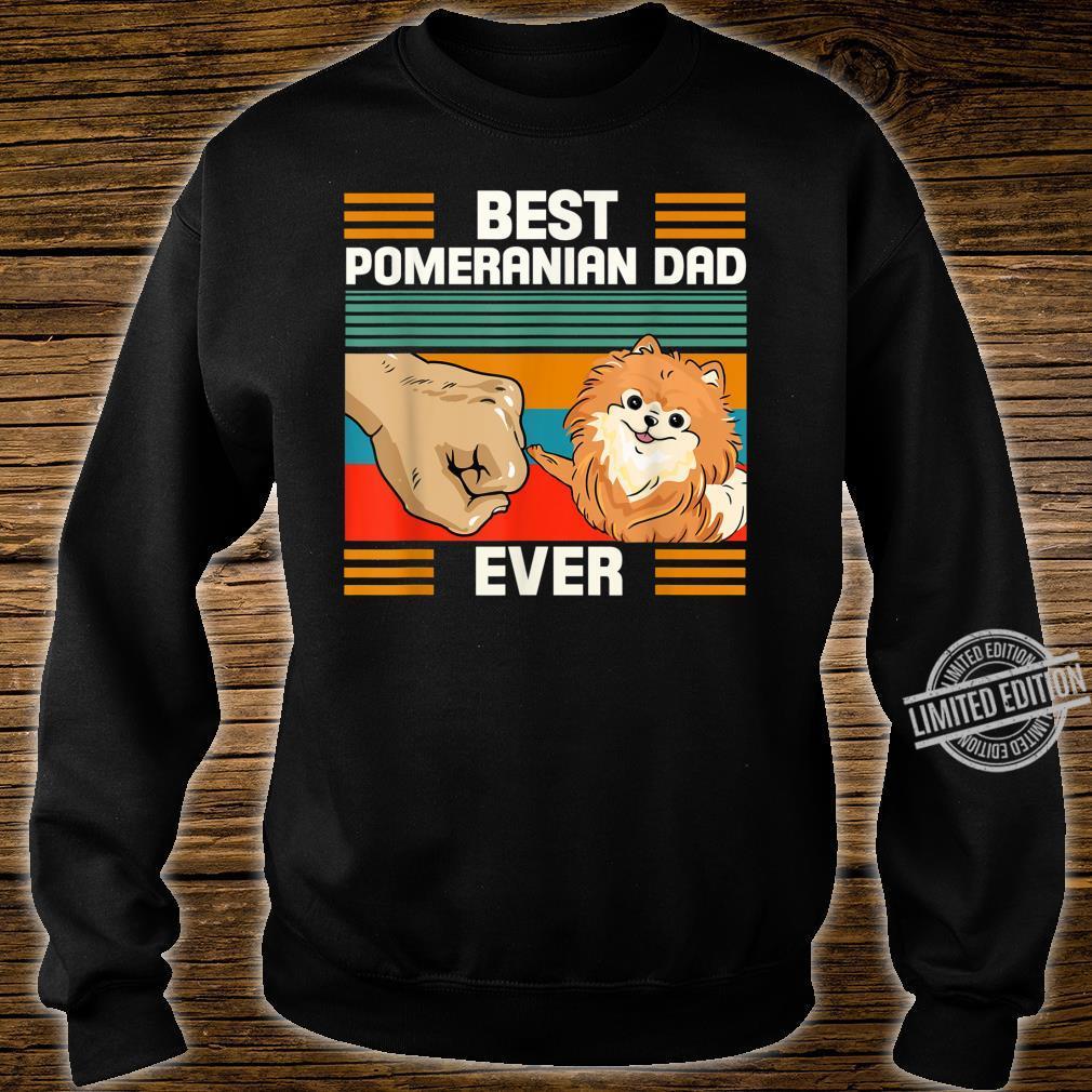 Funny Pomeranian Who Has PomPom Dog Friend Shirt sweater