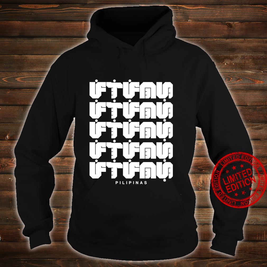 Geometric Baybayin Shirt hoodie