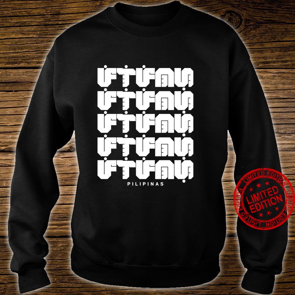 Geometric Baybayin Shirt sweater