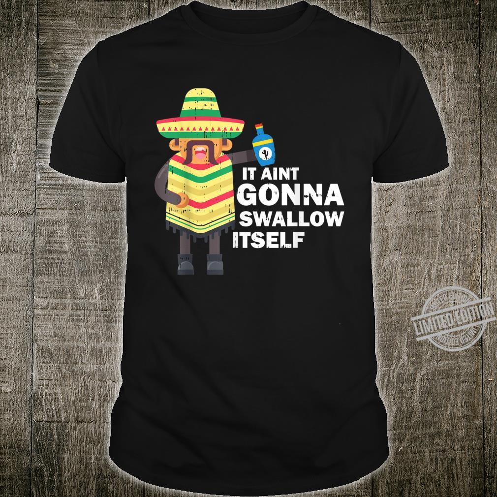 Juan Drinking Mexican Fiesta Quote Cinco de Mayo Shirt