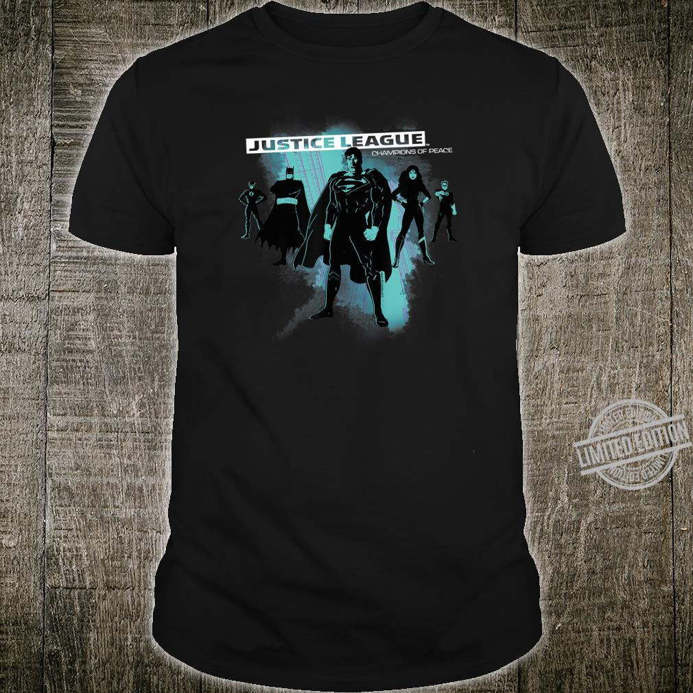 Justice League Stand Shirt