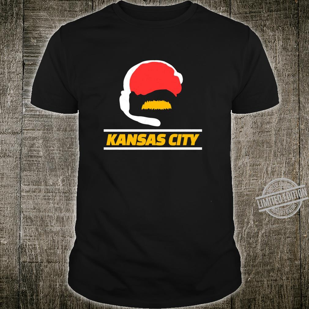 KC 2020 Football Fan Kansas City Red Sports Fan Gear Kc Shirt