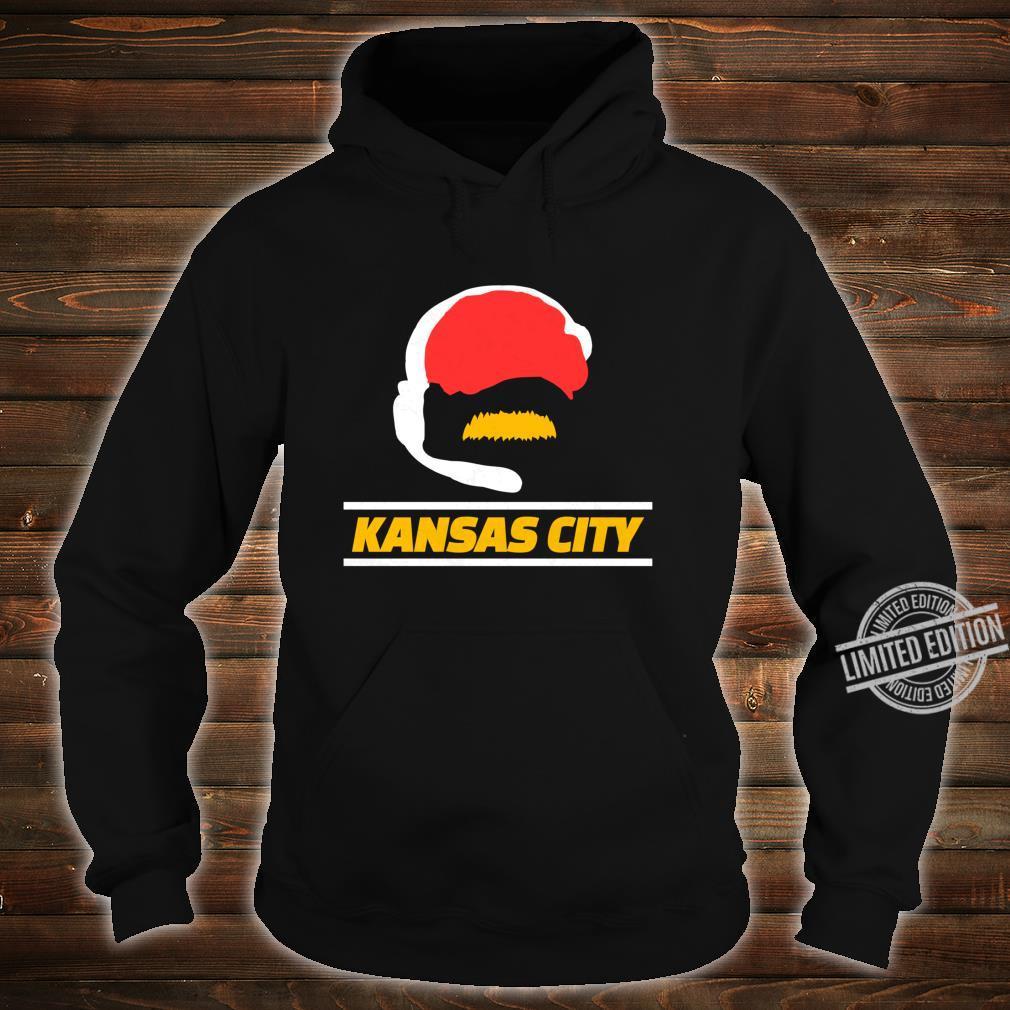 KC 2020 Football Fan Kansas City Red Sports Fan Gear Kc Shirt hoodie