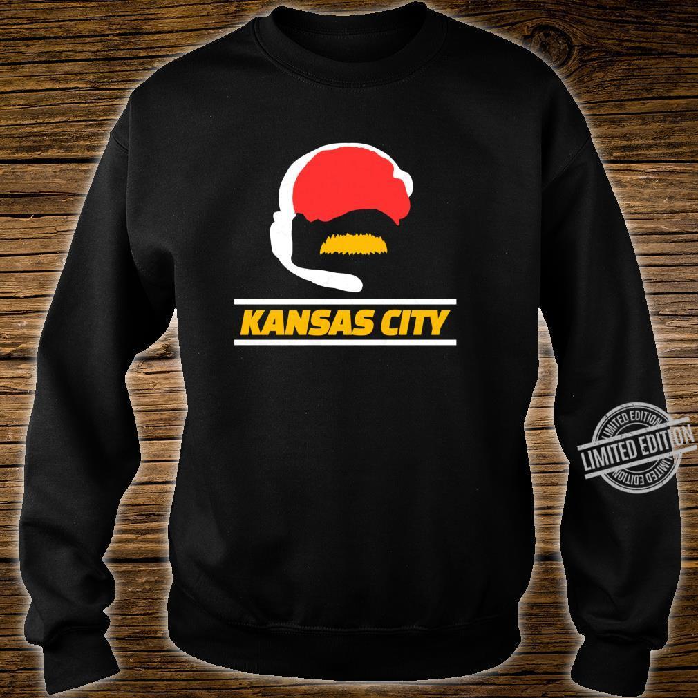 KC 2020 Football Fan Kansas City Red Sports Fan Gear Kc Shirt sweater