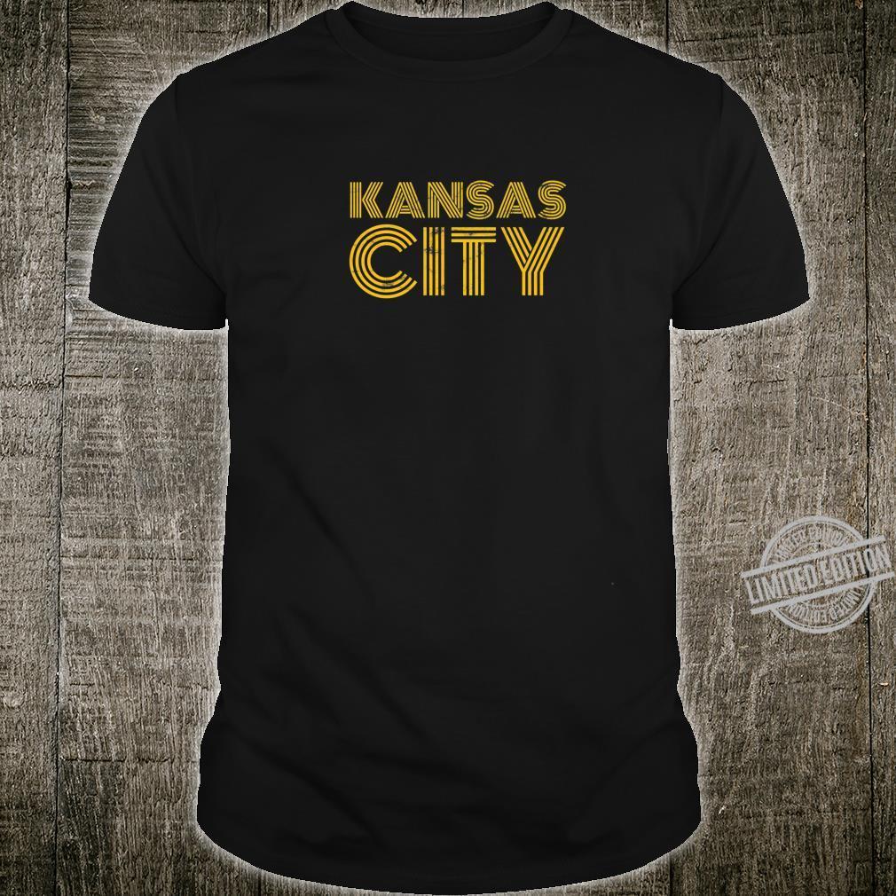 Kansas City Missouri Football retro vintage Gameday Shirt