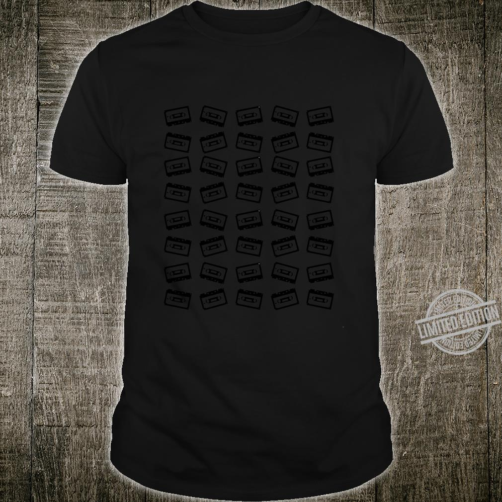 Kassette Langarmshirt Shirt