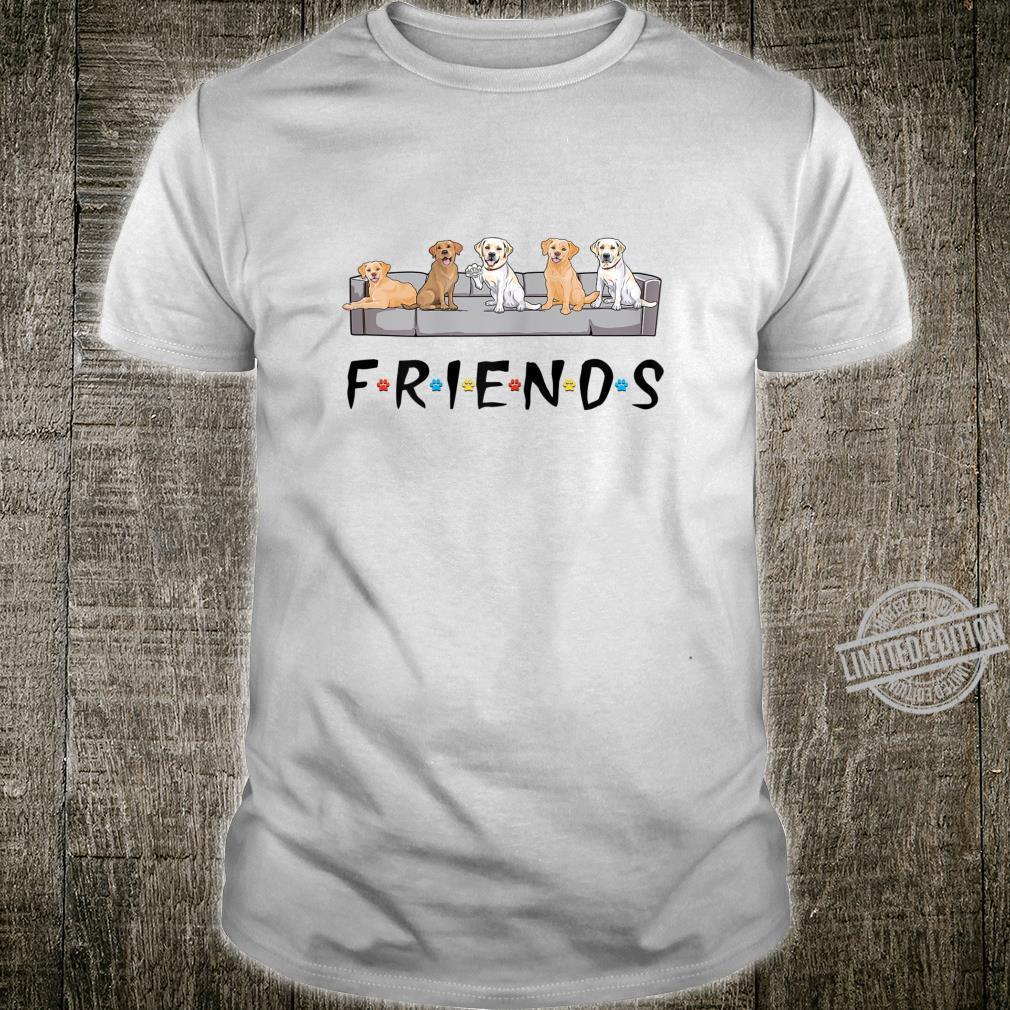 Labrador friends Shirt