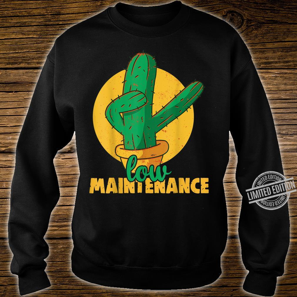 Low maintenance Cactus Plants Indoor Gardening Shirt sweater