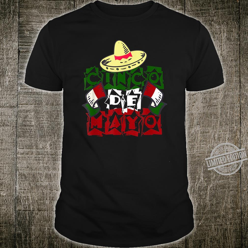 Mexikanischer Cinco De Mayo Shirt
