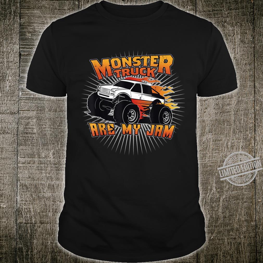 Monstertrucks sind meine Marmelade Shirt