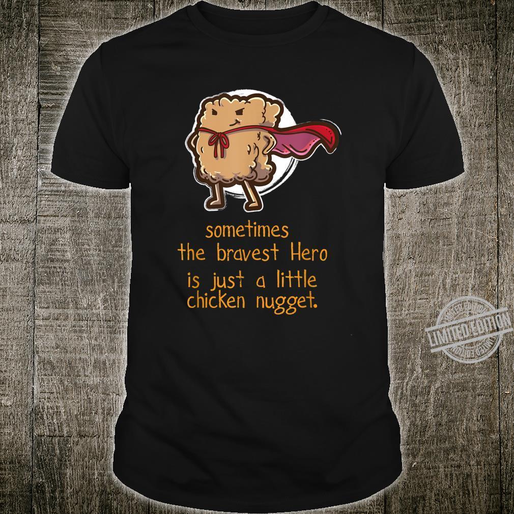Motivation Held Beruf Chicken Shirt