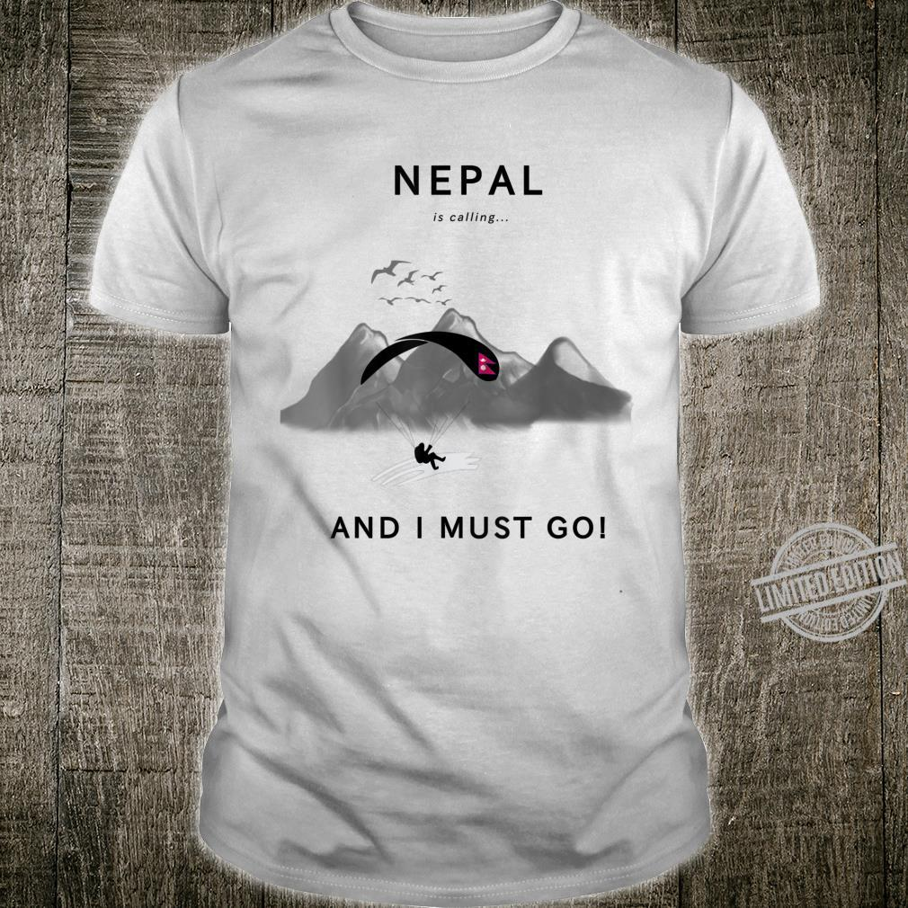 Nepal is calling Shirt