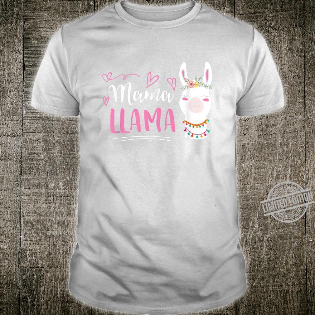 No Drama LLama Shirt