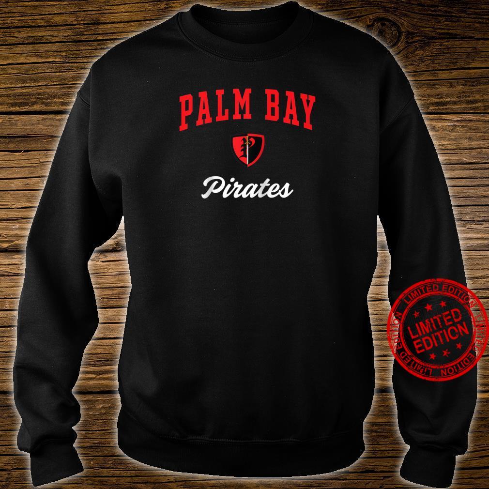 Palm Bay High School Pirates Shirt sweater