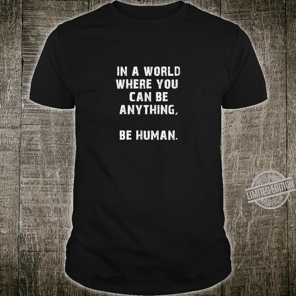 Philosophers Statement Shirt