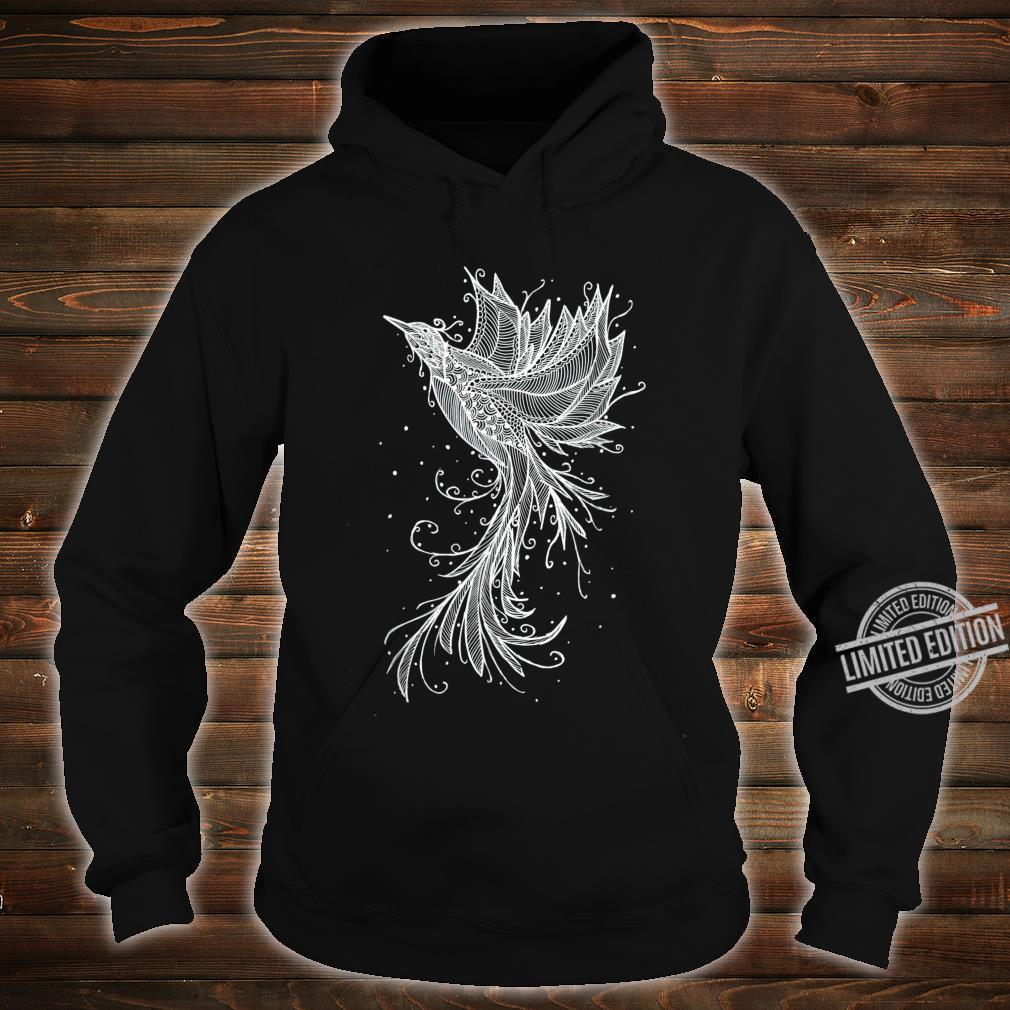 Phoenix Bird Tattoo Shirt hoodie