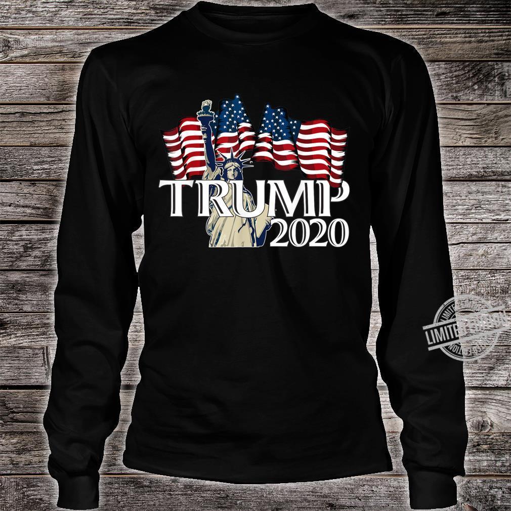 President Donald Trump 2020 ReElection Shirt long sleeved