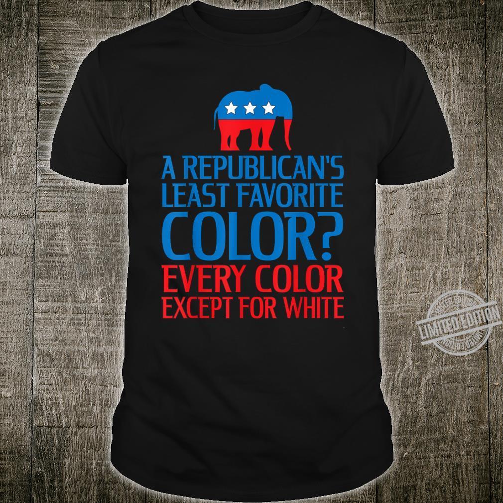 Pro Republican Shirt Conservative Anti Liberal America Shirt