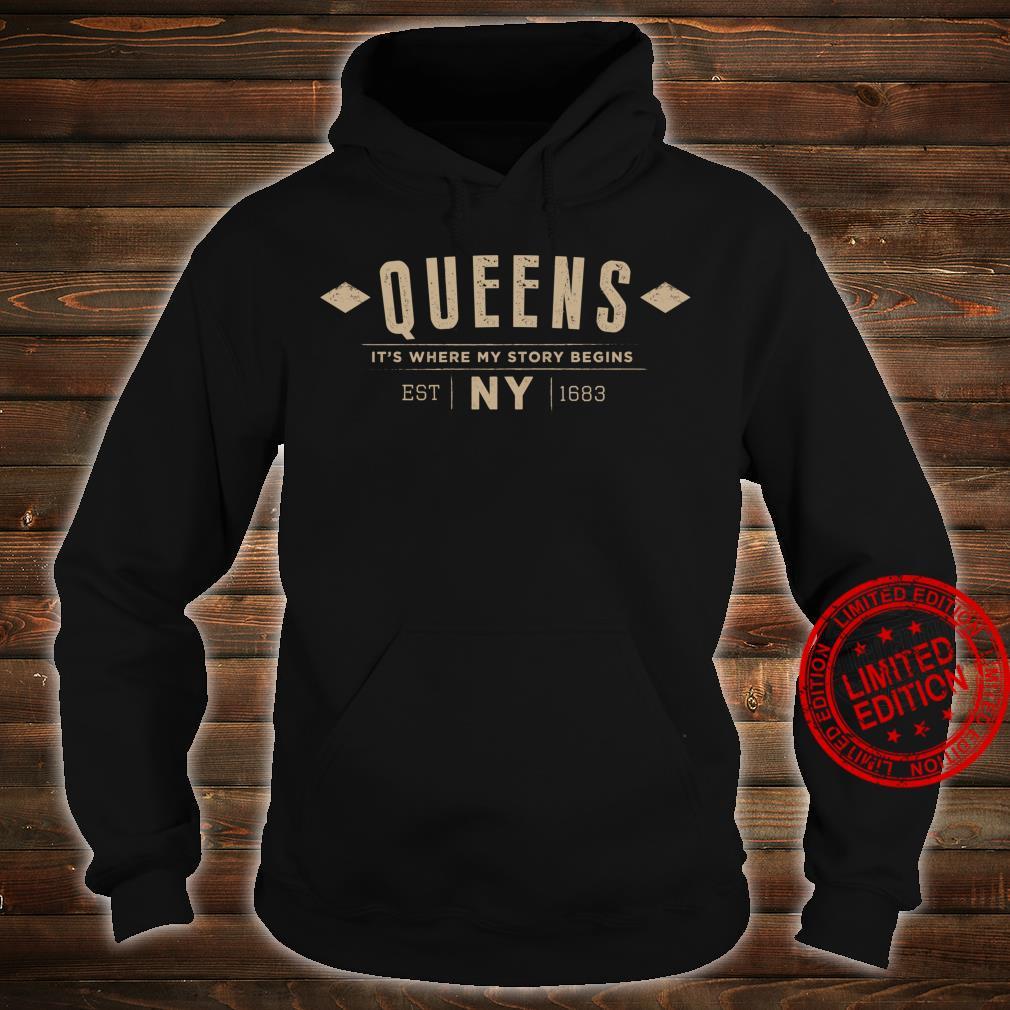 Queens NY Shirt Queens New York Shirt hoodie