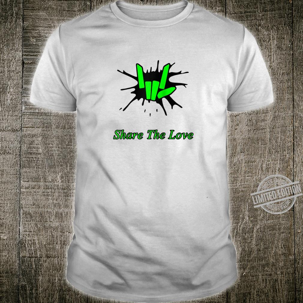 Share the Love for Youth Shirt