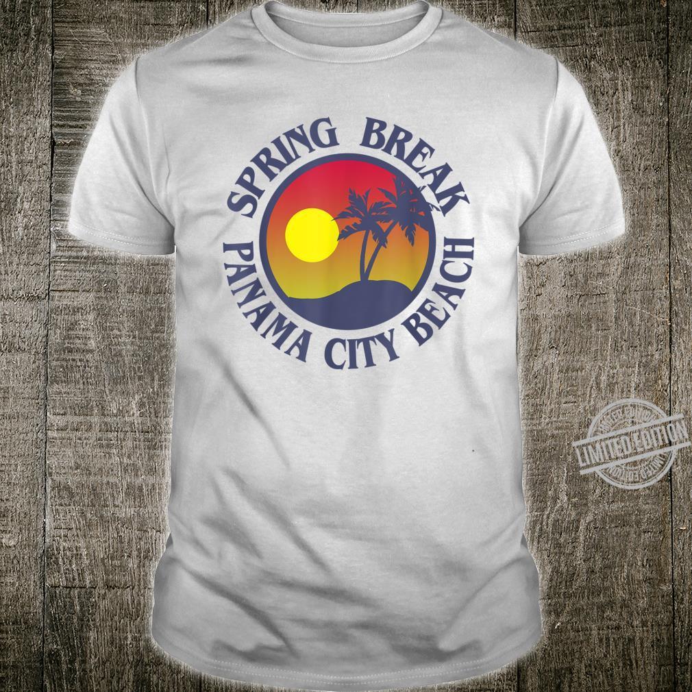 Spring Break Trip Panama City Beach Florida Group Vacation Shirt