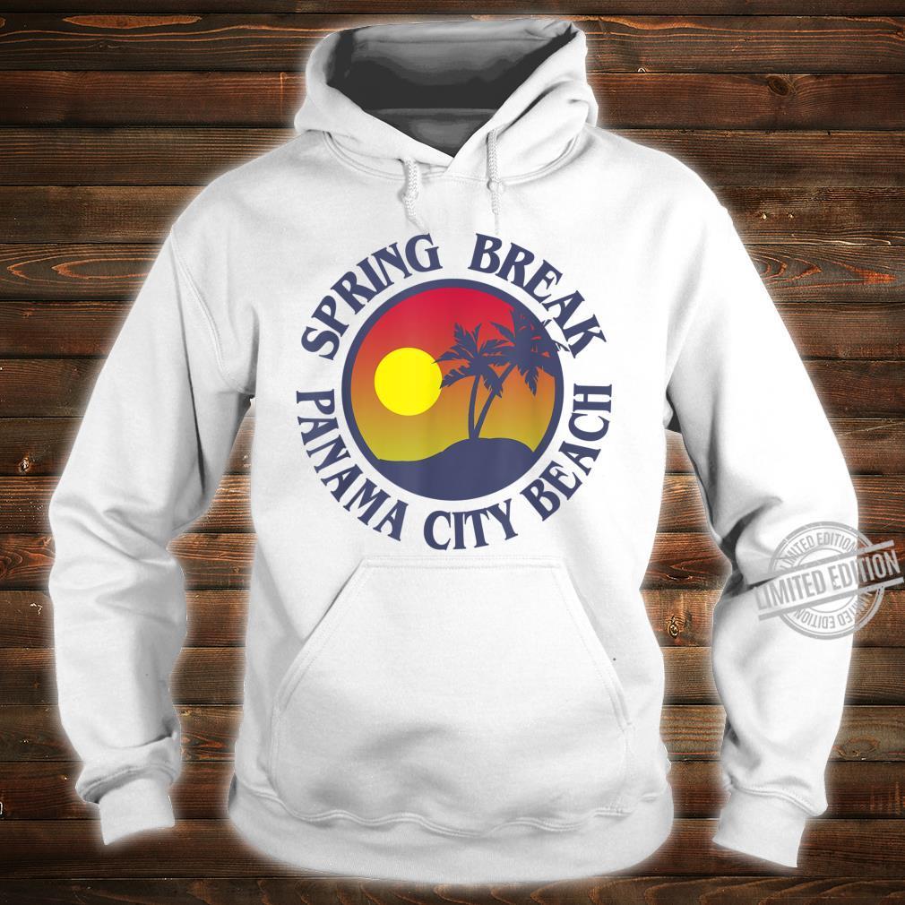 Spring Break Trip Panama City Beach Florida Group Vacation Shirt hoodie