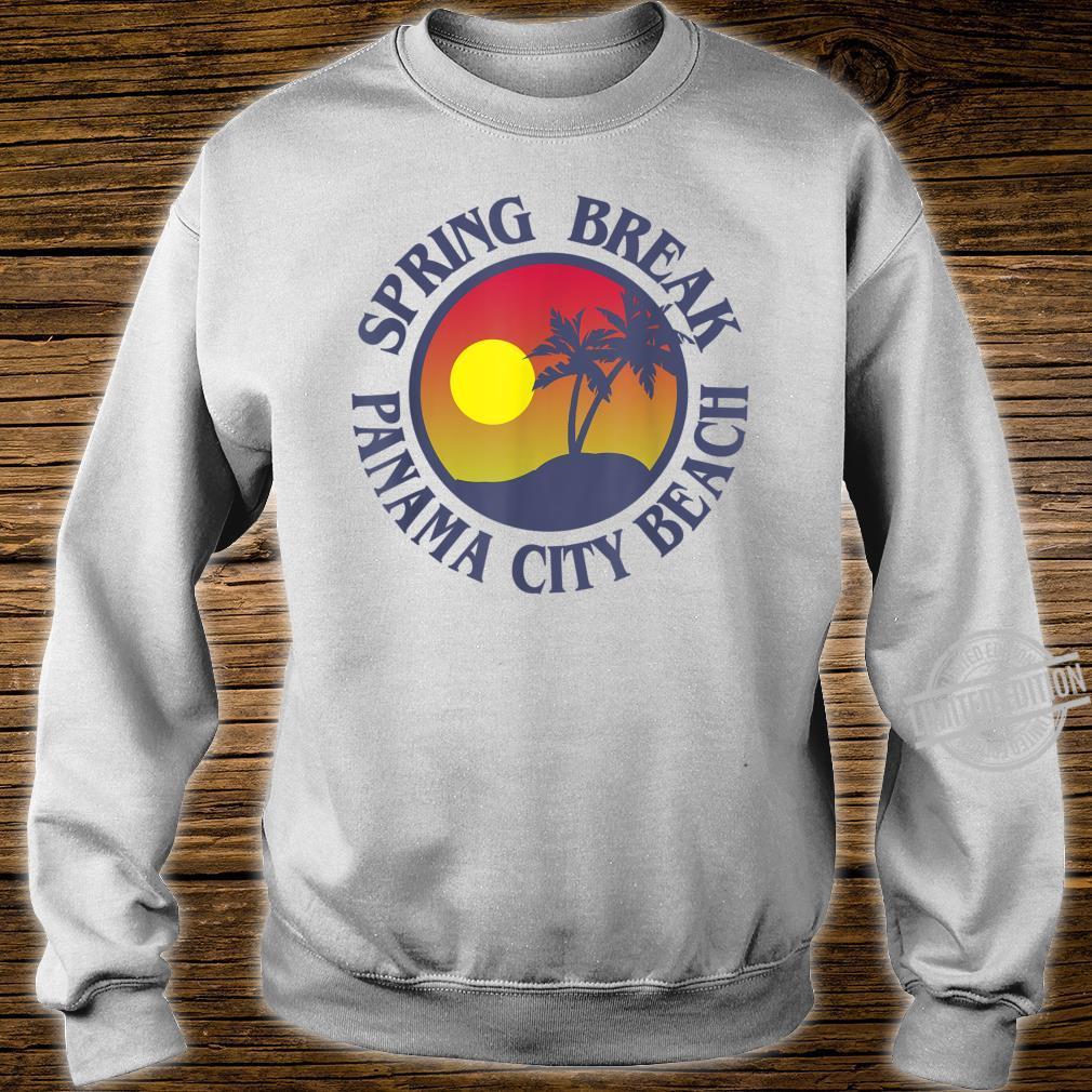 Spring Break Trip Panama City Beach Florida Group Vacation Shirt sweater