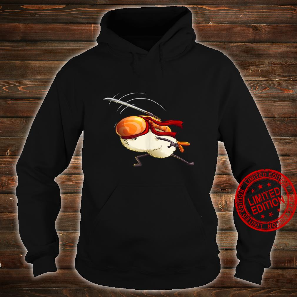 Sushi Japanese Samurai Cute Sushi Japan Foods Shirt hoodie