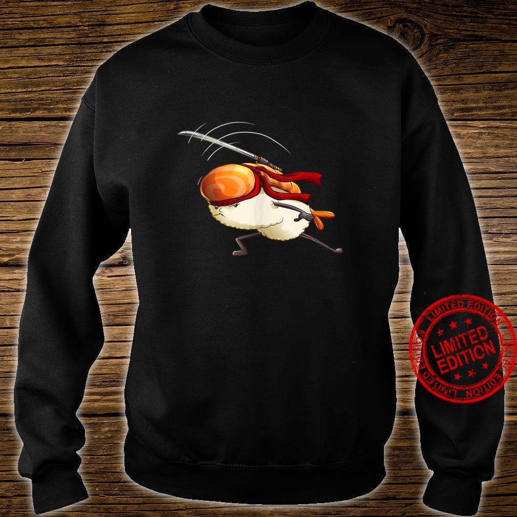 Sushi Japanese Samurai Cute Sushi Japan Foods Shirt sweater