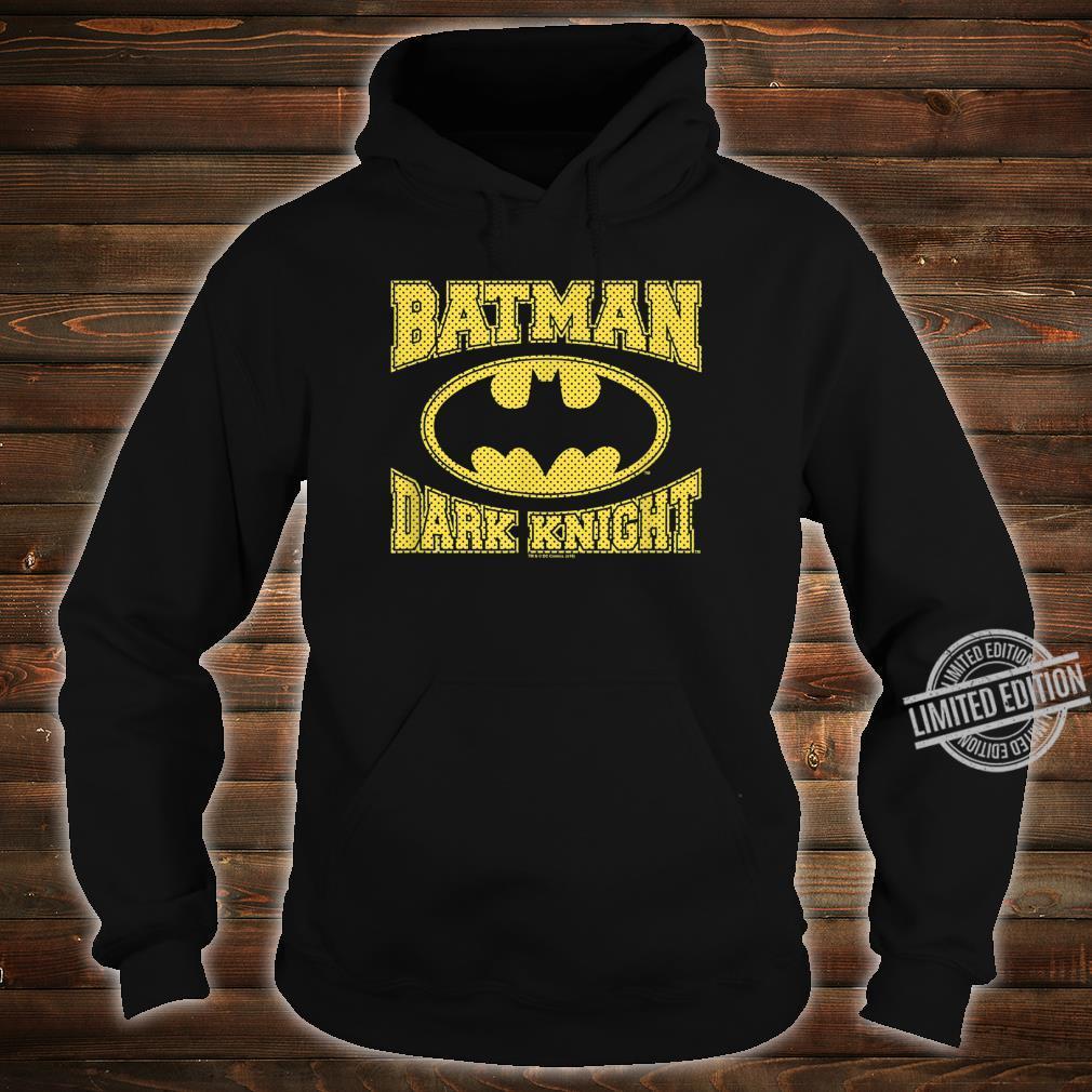 The Dark Knight Batman Dark Knight Jersey Shirt hoodie