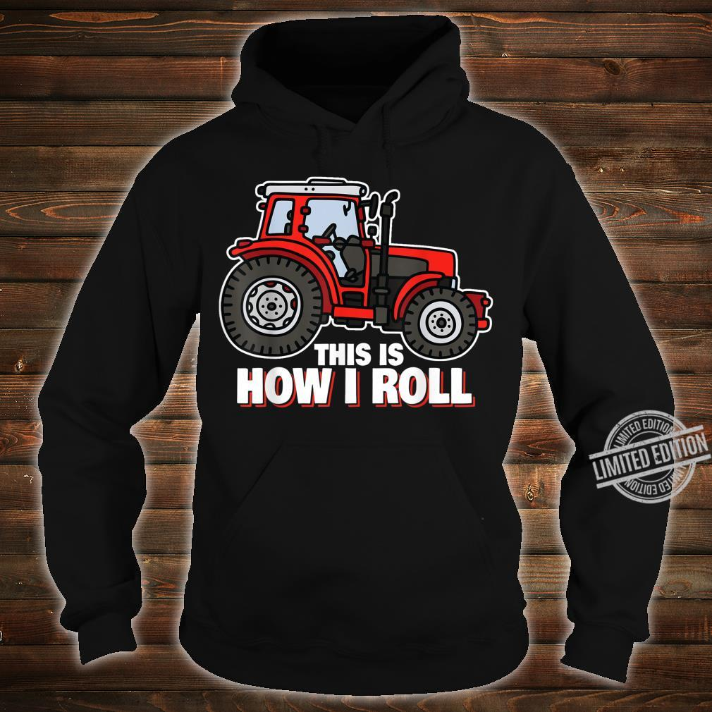 Tractor Farmer Saying Vintage Quotes Sayings Shirt hoodie