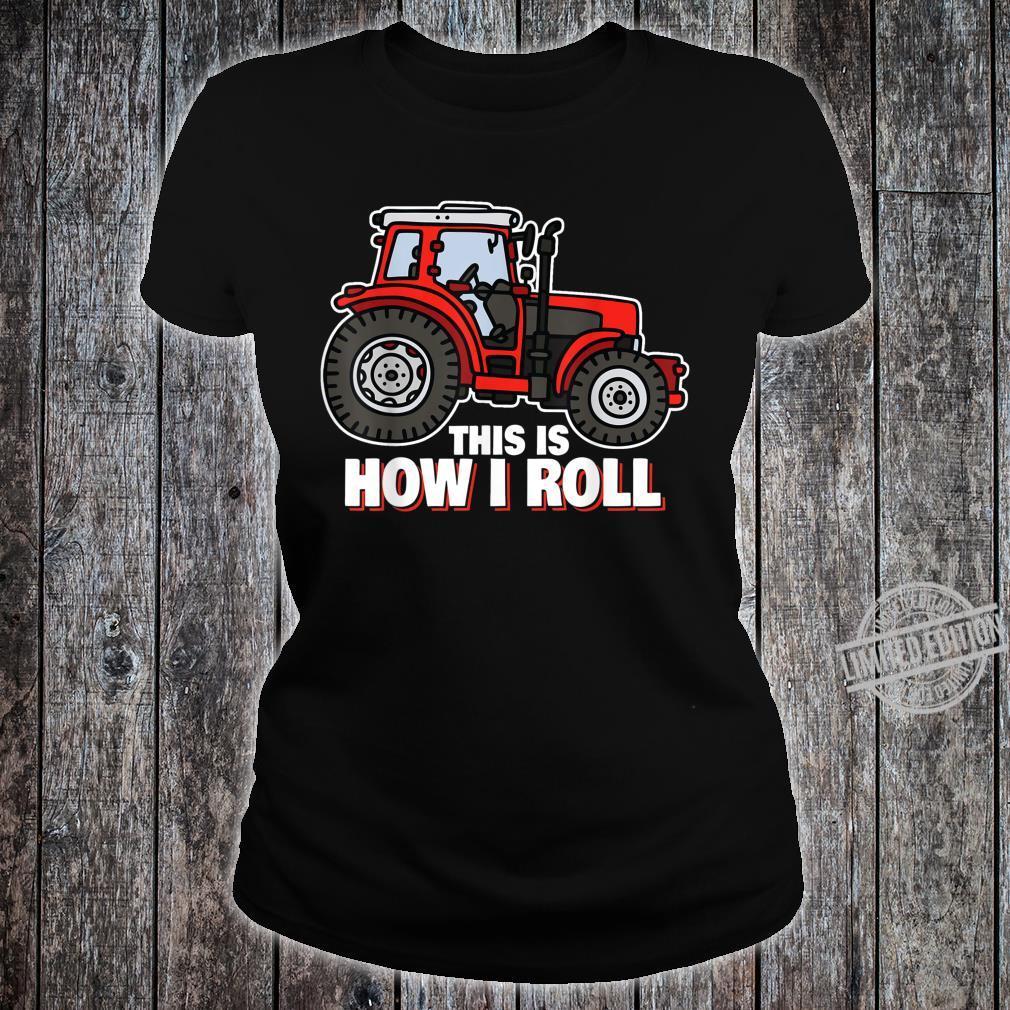 Tractor Farmer Saying Vintage Quotes Sayings Shirt ladies tee