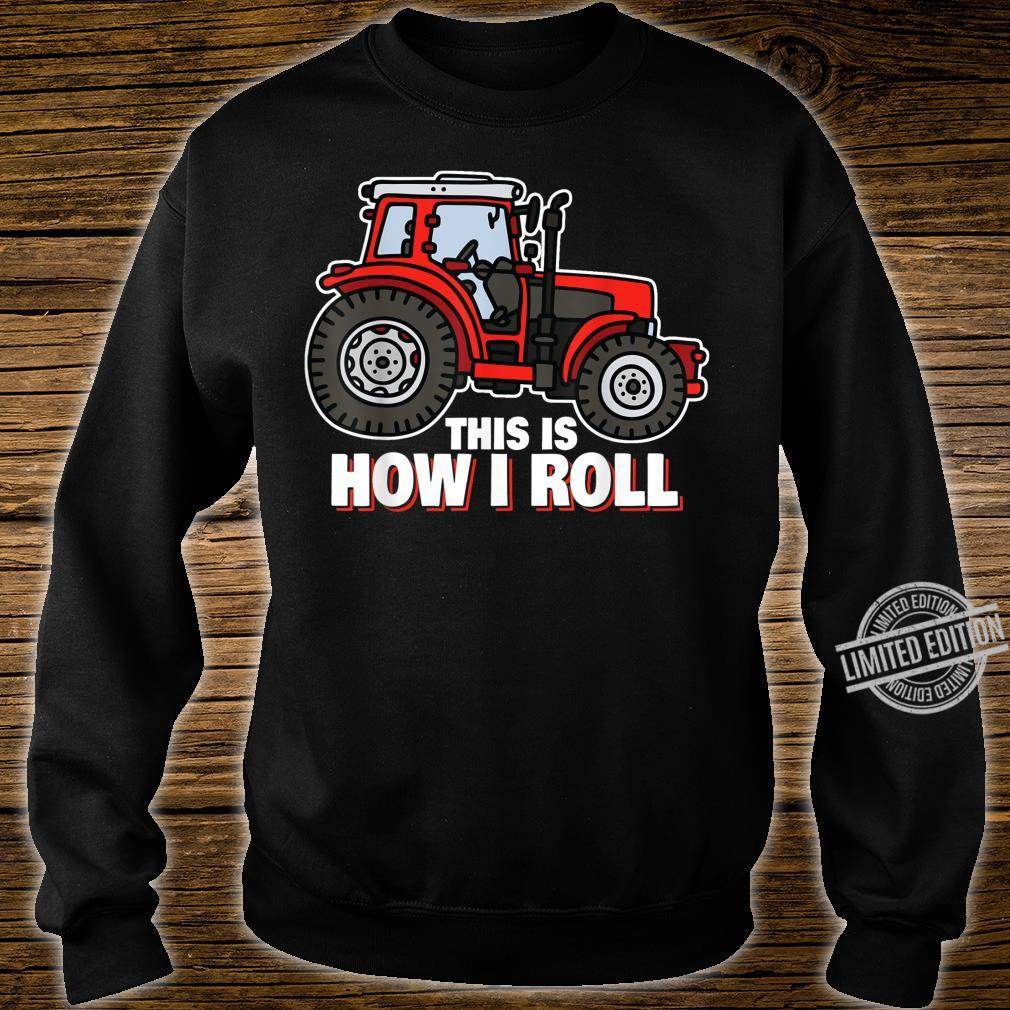 Tractor Farmer Saying Vintage Quotes Sayings Shirt sweater