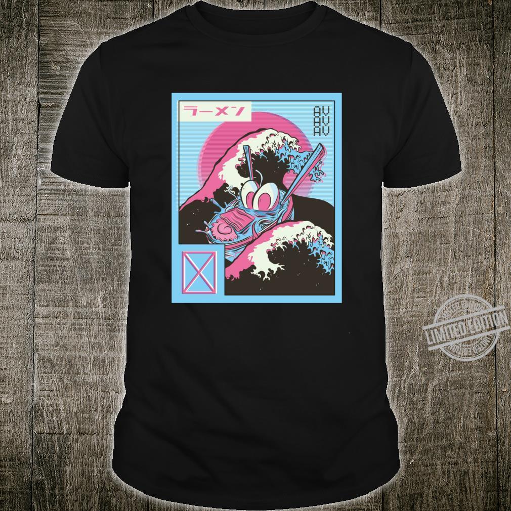 Vaporwave Aesthetic Edgy Japan Tokio Grunge Style Streetwear Shirt