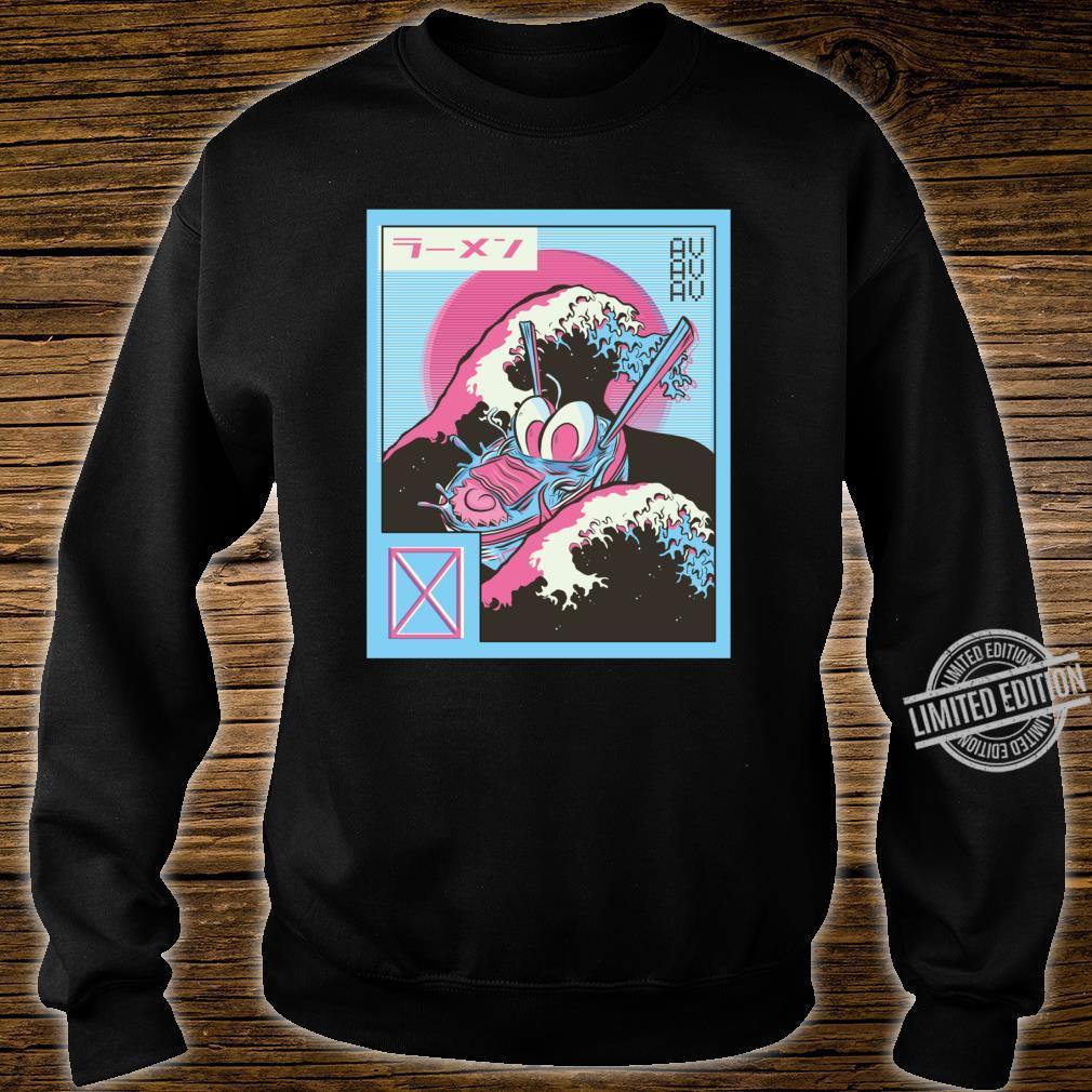 Vaporwave Aesthetic Edgy Japan Tokio Grunge Style Streetwear Shirt sweater