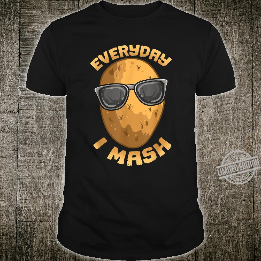 Vegetable Mashed Potato Cool Farm Shirt