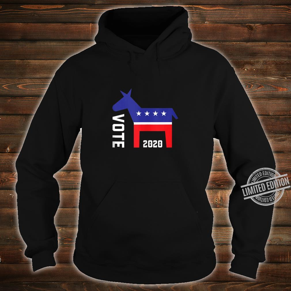 Vote Democrat 2020 Elections Shirt hoodie