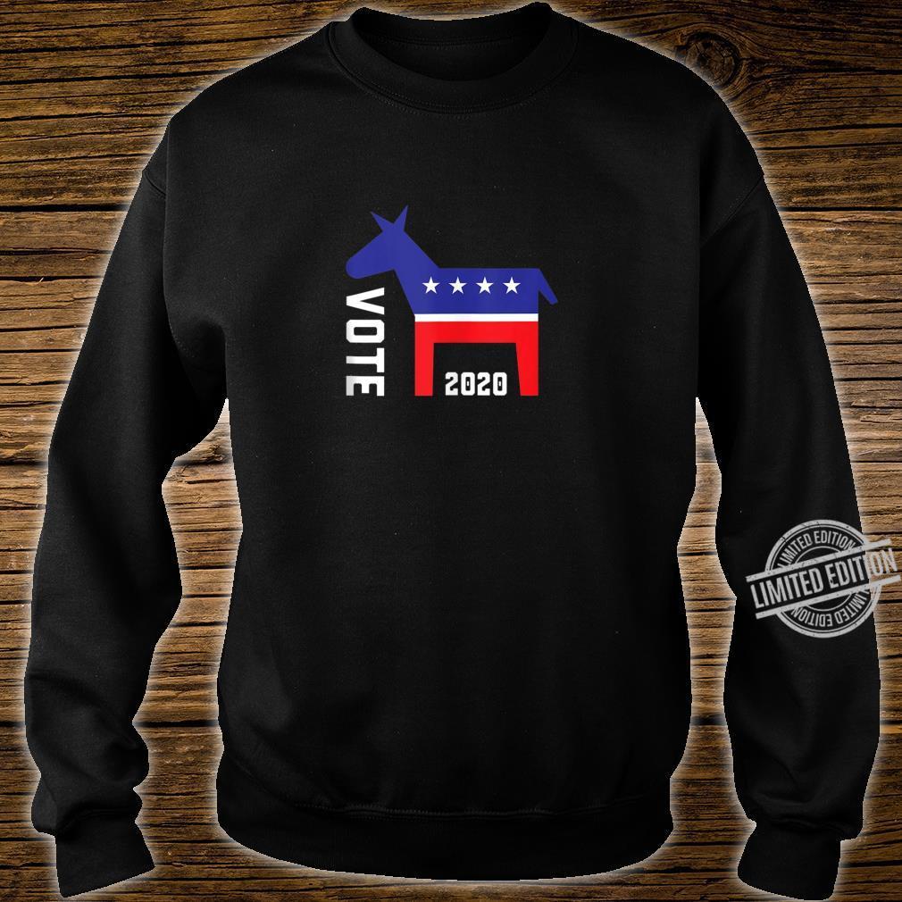 Vote Democrat 2020 Elections Shirt sweater