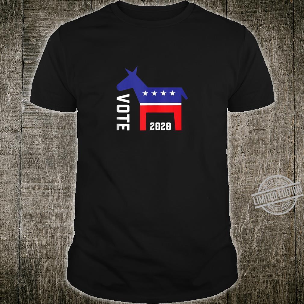Vote Democrat 2020 Elections Shirt