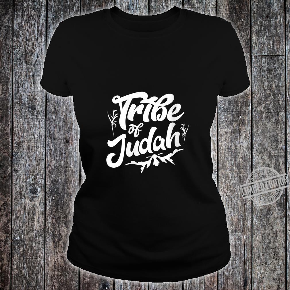 Womens Hebrew Israelite Clothing Tribe of Judah Torah Shirt ladies tee
