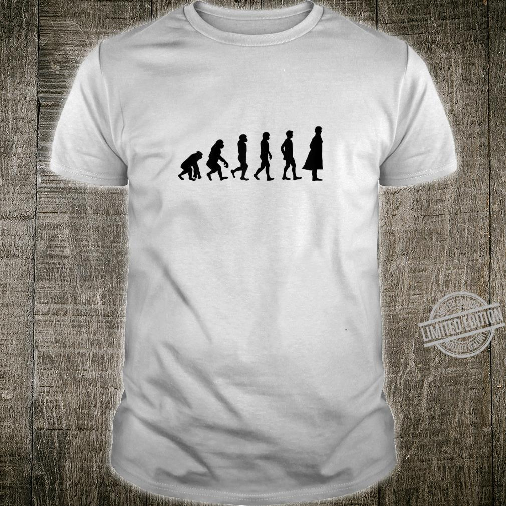 Women's The Evolution of Sherlock Shirt
